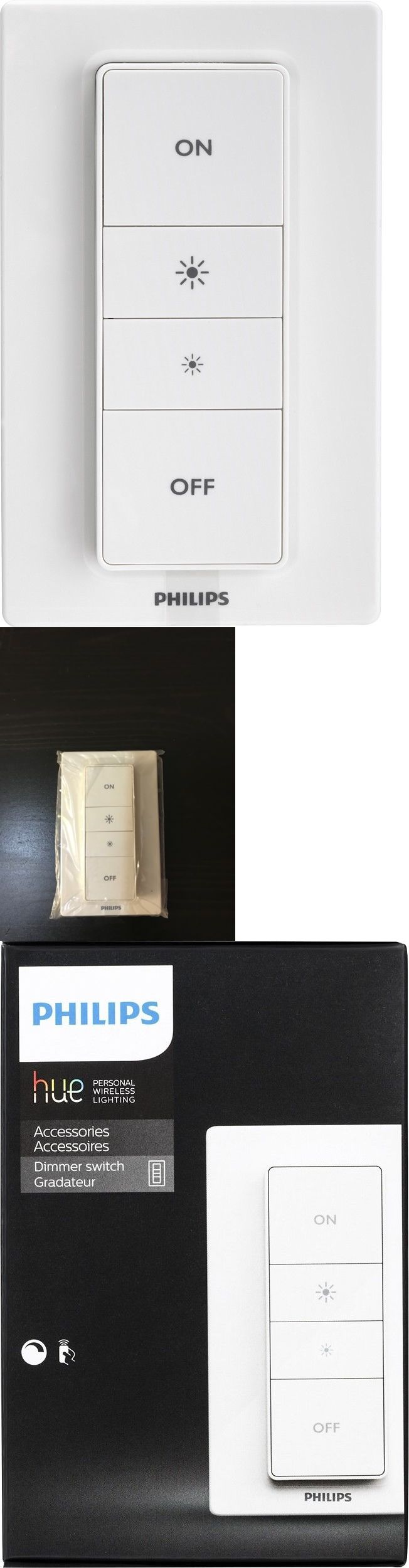 Home Automation Kits: New Philips Hue Wireless Dimmer Switch -> BUY ...