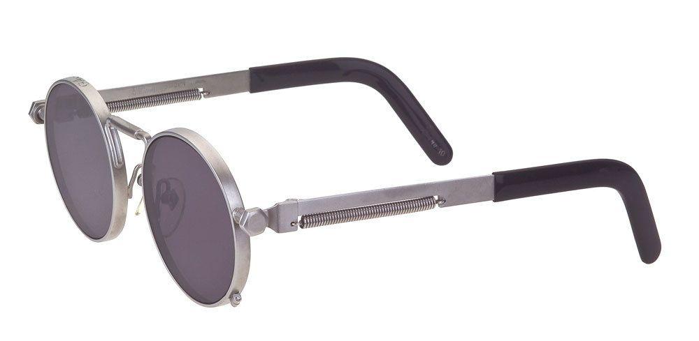 9d3cb60d19c Jean Paul Gaultier 56-8171 Silver Sunglasses