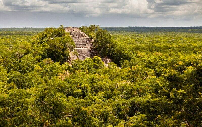 Lose yourself in the rich history of Mayan Culture #VisitMexico