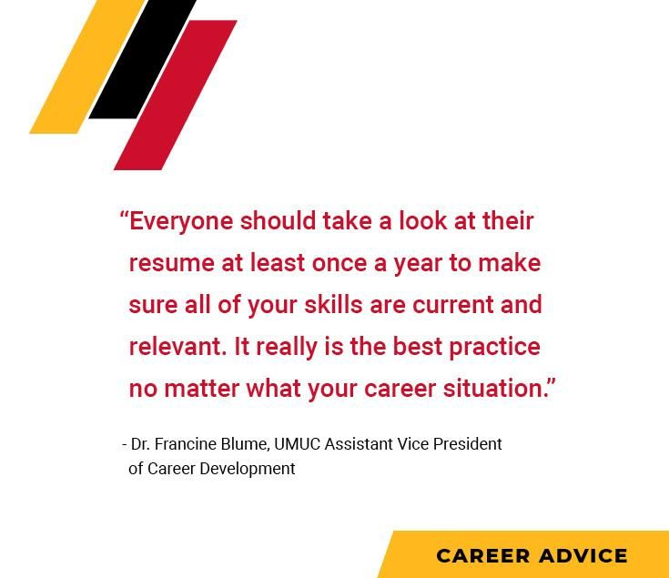you never know when you may need an updated resume  not only for job opportunities  but a client