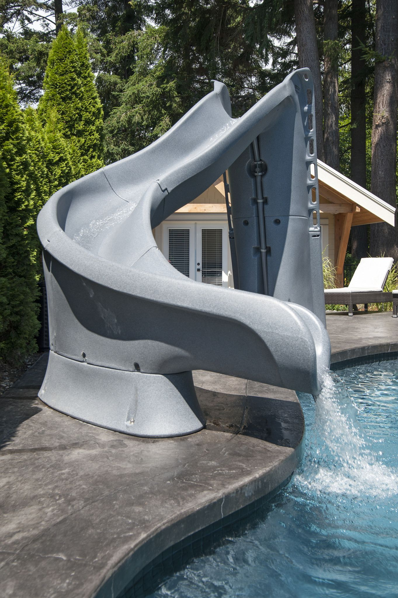 Turbo Twister Slide Swimming Pools Cool Swimming Pools Pool Slides