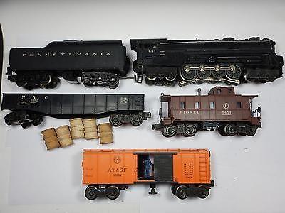 Lionel 681 Turbine and 2671W Tender Set Model railroading Train