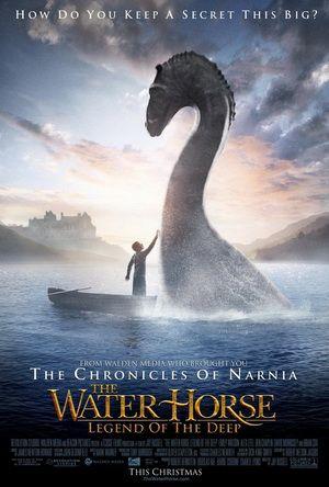 #thewaterhorselegendofthedeep #thewaterhorse #movie #poster #movieposter #lochnessmonster #lochness