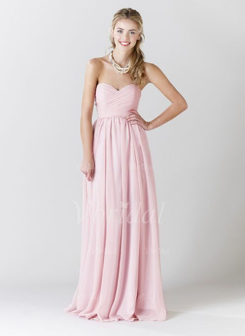 Bridesmaid Dresses - $109.69 - A-Line/Princess Strapless Sweetheart ...