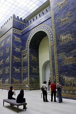 Love The Pergamon Museum Was Totally Unexpected On Our Trip To Berlin Pergamon Museum World Heritage Sites Pergamon