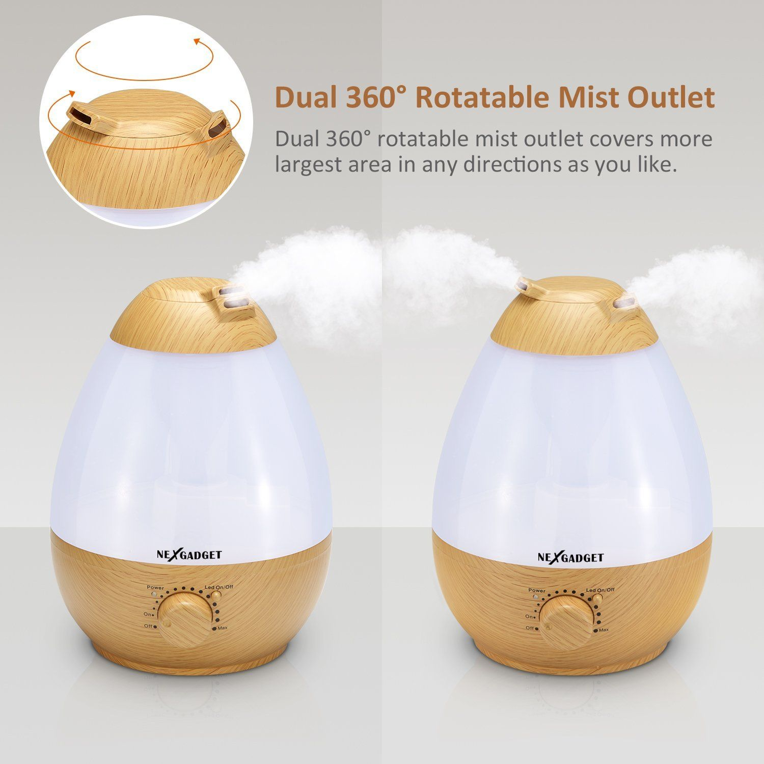 The Best performing Humidifier For Babies & Kids (2018