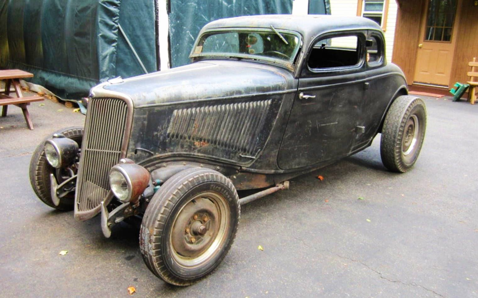Hemi powered 1933 ford 3 window coupe 133ford 33 34 5 window coupe pinterest coupe ford and wheels
