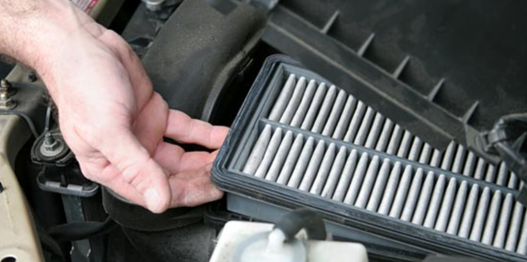Did you know that the air filter in your vehicle needs to
