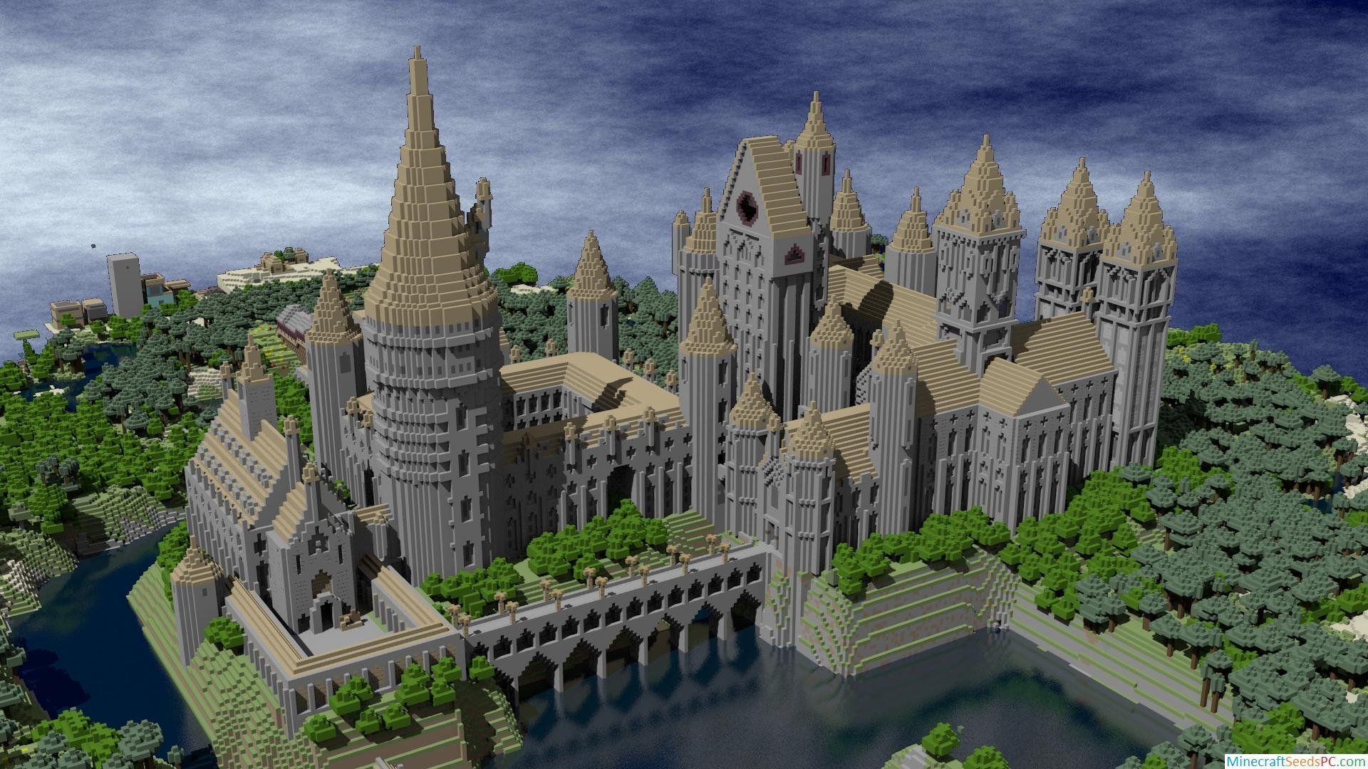 minecraft castle  Minecraft schloss, Minecraft-hintergrundbild