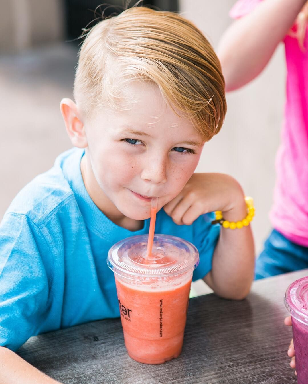 Afternoon snack breaks call for the Orange Crush!  It's great for boosting immunity & bone health plus they're a kid favorite. #livethenekterlife