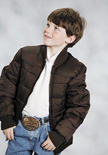 Roper Boys Outerwear Rangegear Down Vest