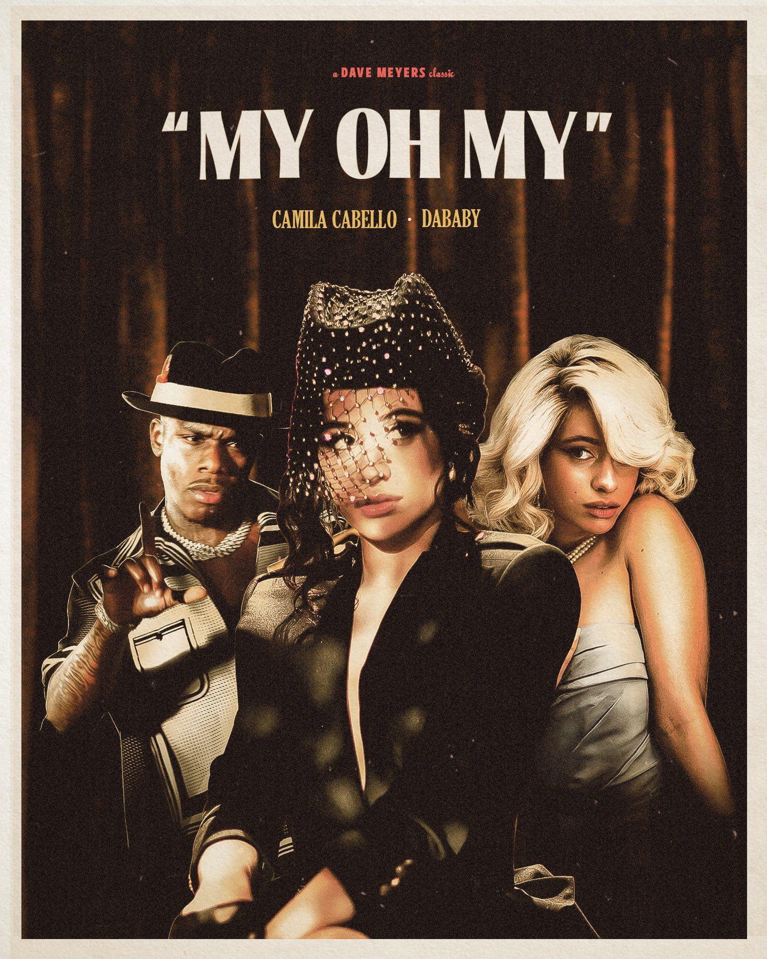 mv poster via camila access music