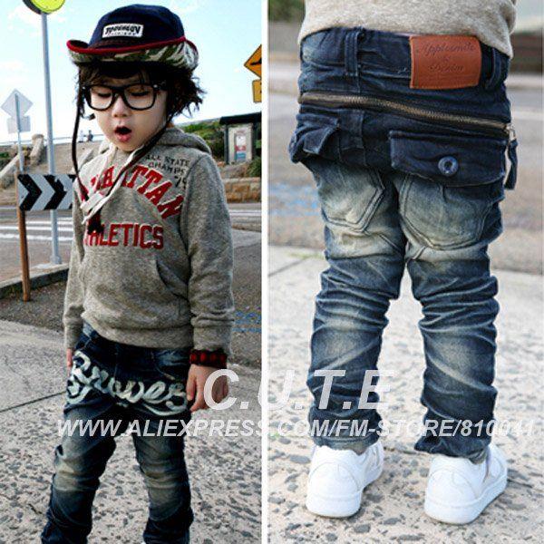 Skinny jeans toddler boy