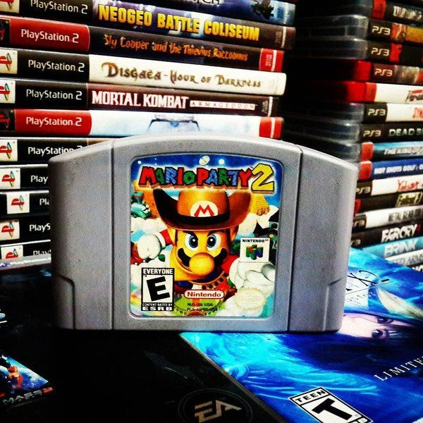 -->   <--- #ANDROID #APP AND #GAMES #GRATIS    #MarioParty2 #Nintendo64 #N64 #VideoGames #Ga