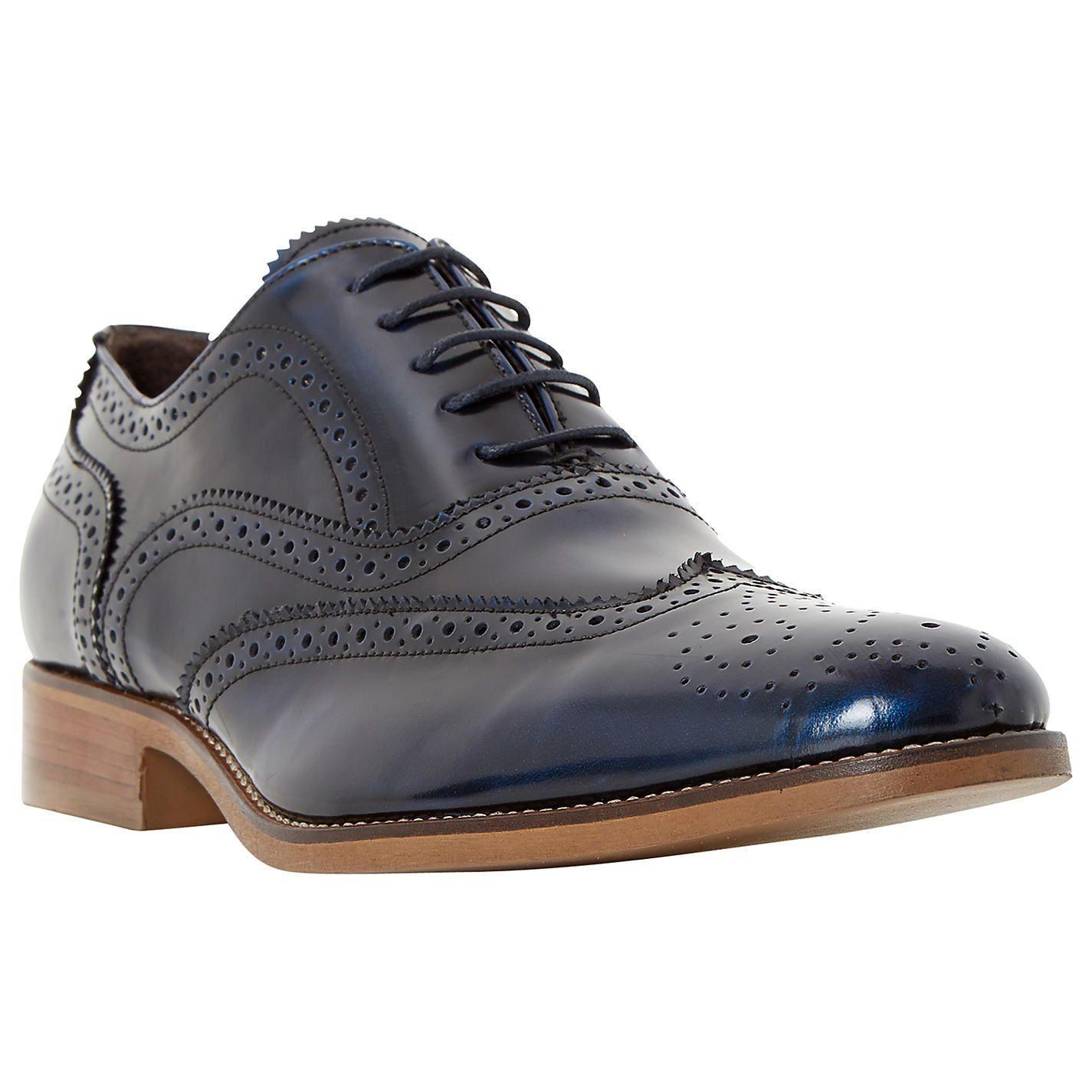 44 EU  Azul (Nightblue) Zapatos negros formales Bertie para hombre  Multicolor (Multi) RkLPwZMkA