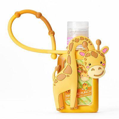 Simple Pleasures Giraffe Tropical Punch Antibacterial Hand