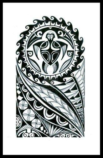 Suficiente Polynesian Tattoo Design   TATTOO   Pinterest   Polynesian tattoo  JI13
