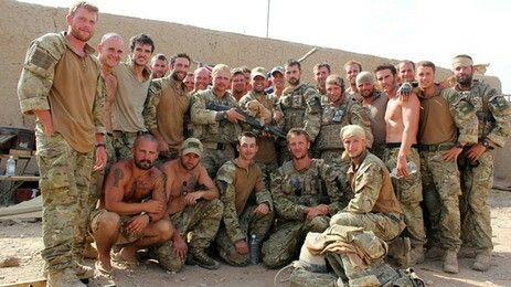 royal marines pierderea în greutate)