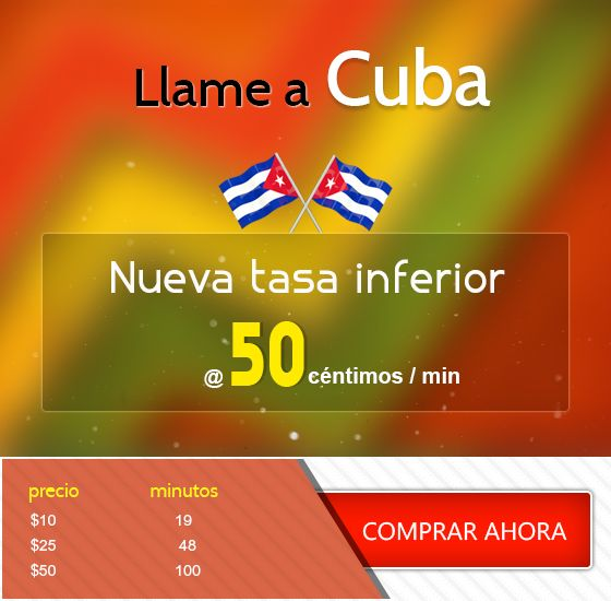 amantel reduce the calling card rates for cuba now you - Cuba Calling Card