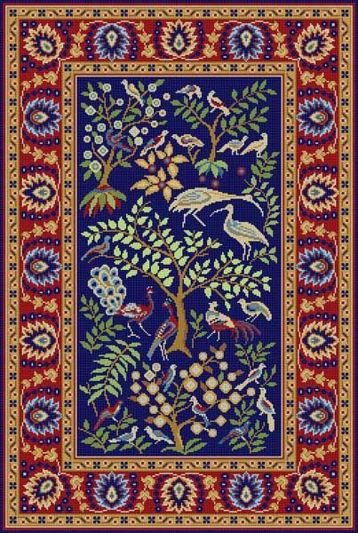 Oriental Rug Rugs Printing On Fabric Background Patterns