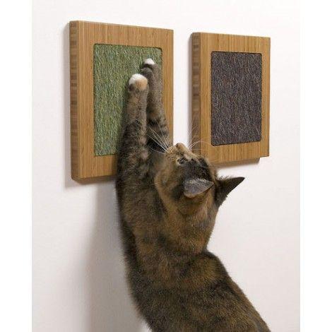 Wall scratcher