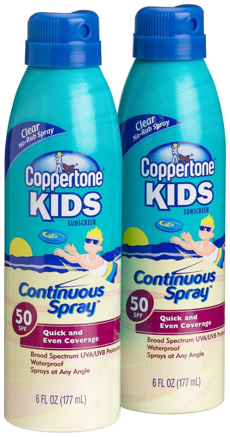 5 OFF Coppertone Sunscreen you can use this coupon on any