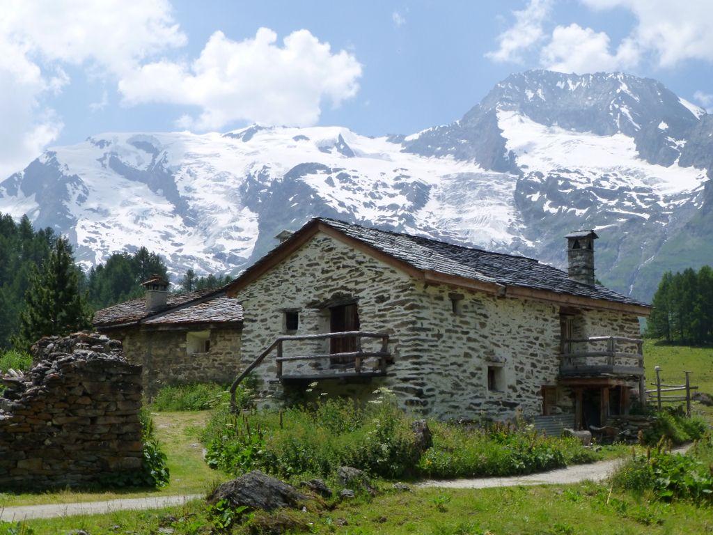 Le Monal Savoie | Photos paysages | Pinterest