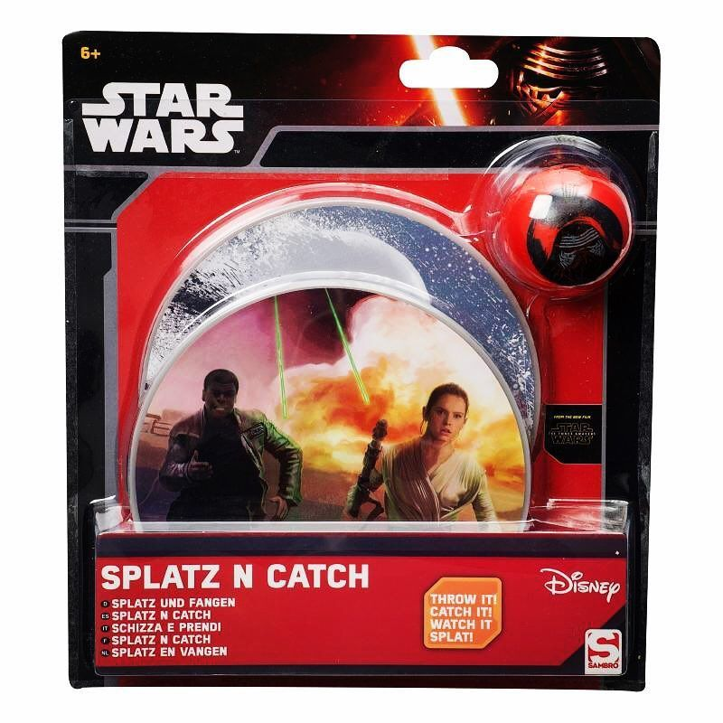STAR WARS SPLATZ N CATCH GAME #toysagram #starwars #starwarsdaily ...