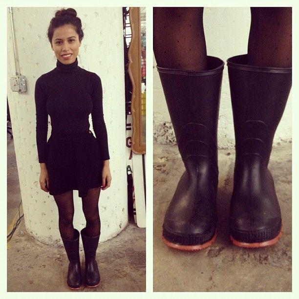Galochas... rain boots... tão úteis, mas tão caras!