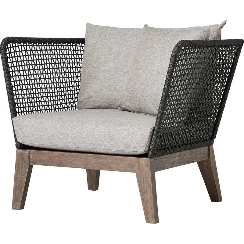 Pleasant Olympia Patio Chair With Cushions In 2019 Front Patio Spiritservingveterans Wood Chair Design Ideas Spiritservingveteransorg