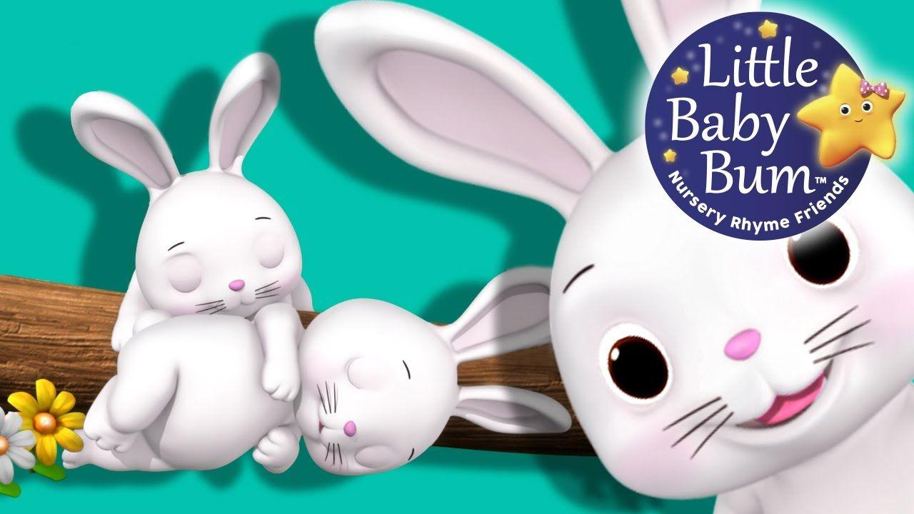 Sleeping Bunnies Nursery Rhymes By Littlebaby