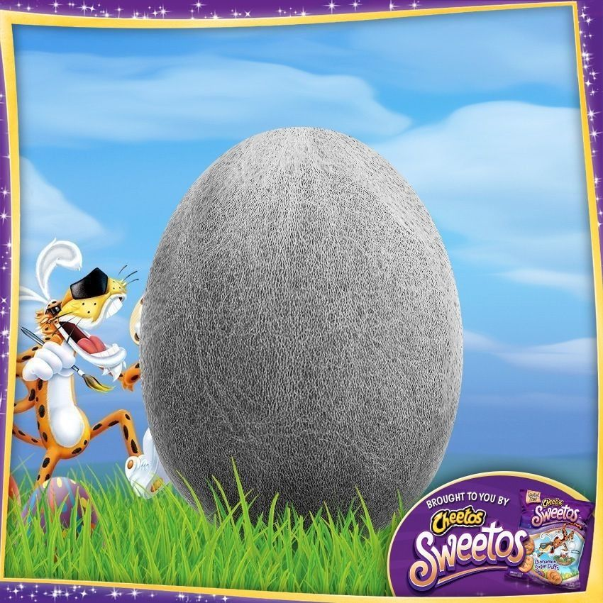 Check out this Easter egg from Chester's Eggerator and design your own for the chance to win $10,000! #Sweetos http://bit.ly/1AsYnt1
