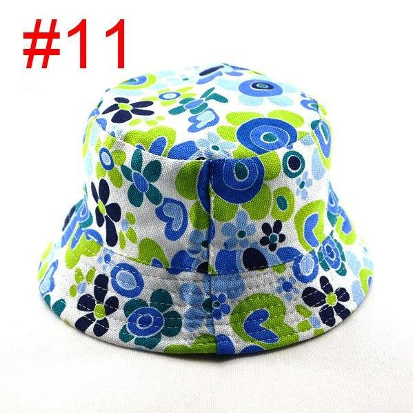 3c3077acd82a ... while supplies last) FREE SHIPPING Keep the kids protected from the sun  this summer with these adorable bucket hats. Measures approximately 20 1/2