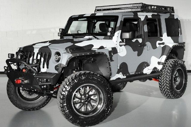 Pin By Debbie Sokol On Rides Jeep Wrangler Unlimited Camo Truck