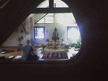 Metta Vihara Meditation Hall