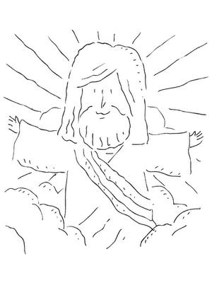 Resultado de imagen para caricatura manos de dios | Frases Biblia ...