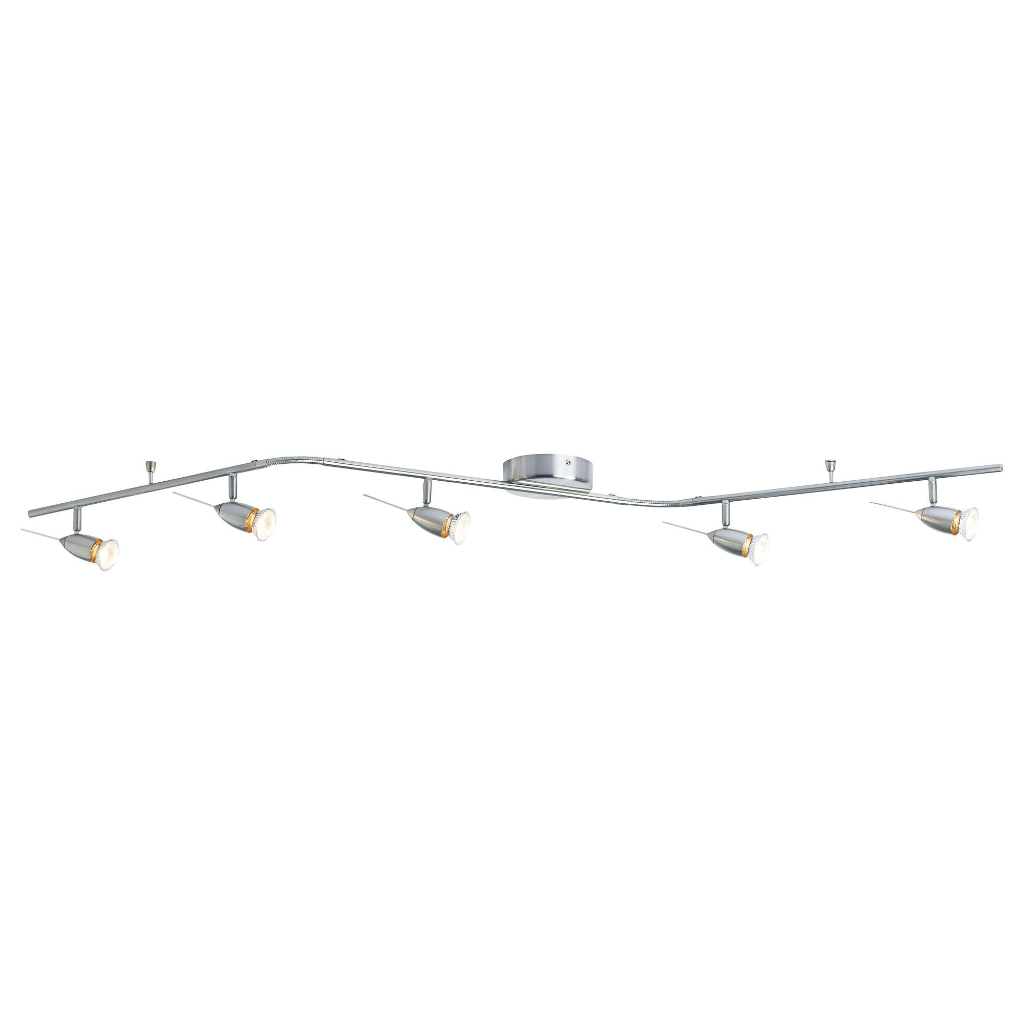 flexible track lighting ikea. New Kitchen Track Lighting We Chose LEDs Bought Elsewhere! HUSINGE Ceiling Track, 5- Flexible Ikea A