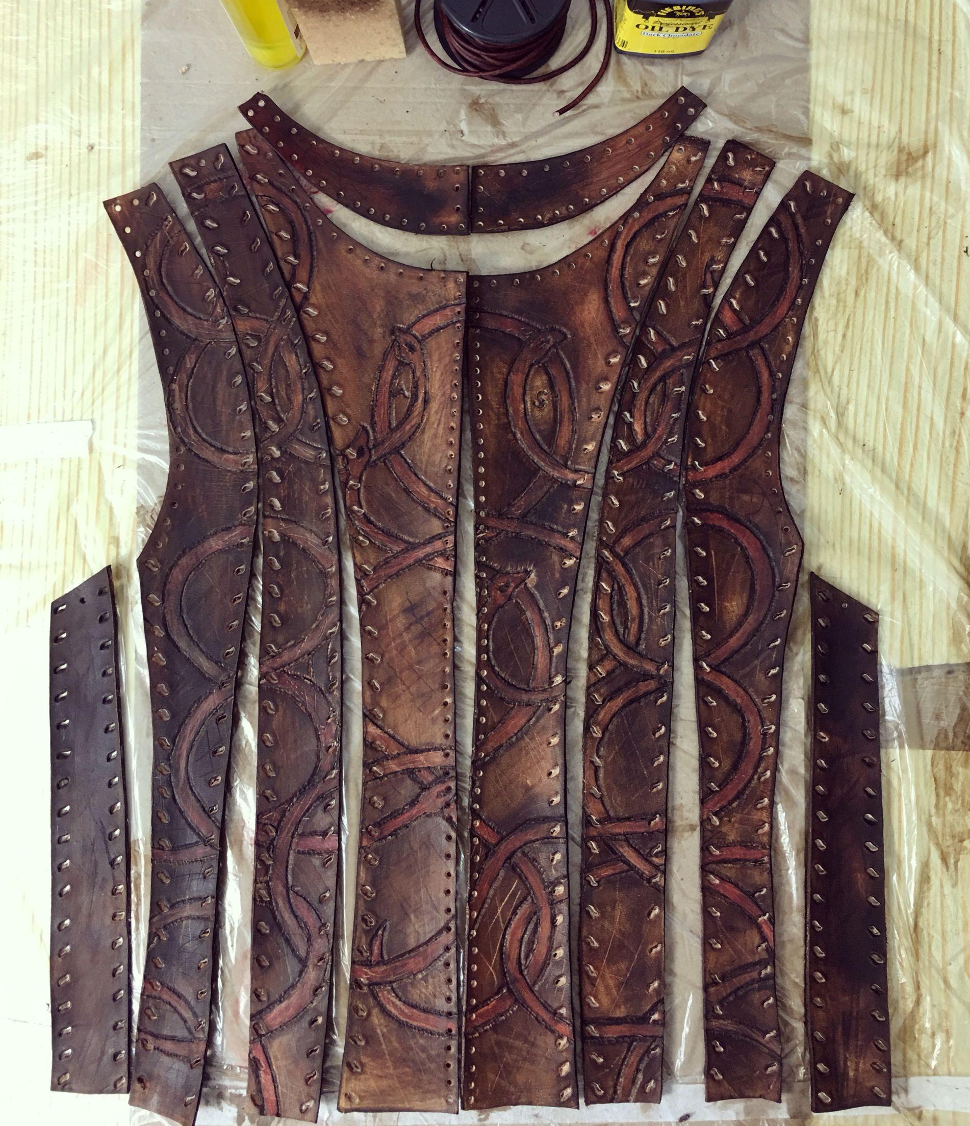 leather design pt. 2 | DIY Costumes | Pinterest | Leather design ...
