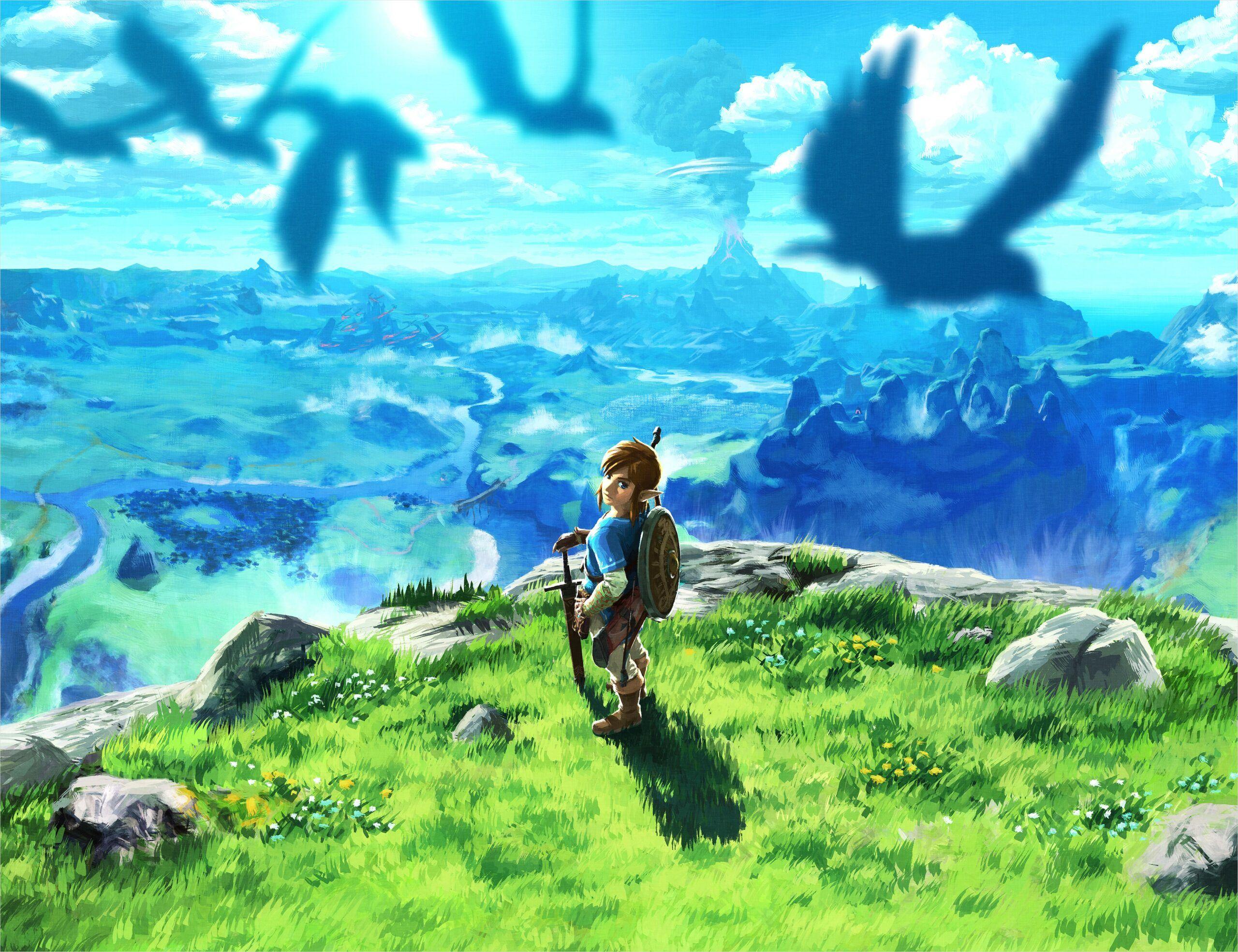 4k Wallpaper Breath Of The Wild In 2020 Zelda Breath Of Wild Legend Of Zelda Breath Breath Of The Wild