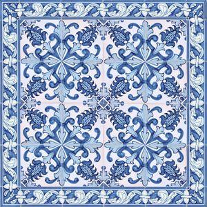 Portugu s bicesse azulejos de portugal m o for Azulejos de portugal