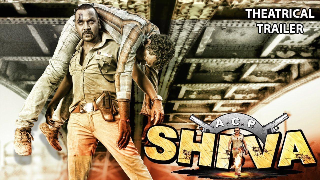 Acp Shiva Motta Siva Ketta Siva Movie Zonea Movie Zone Hindi
