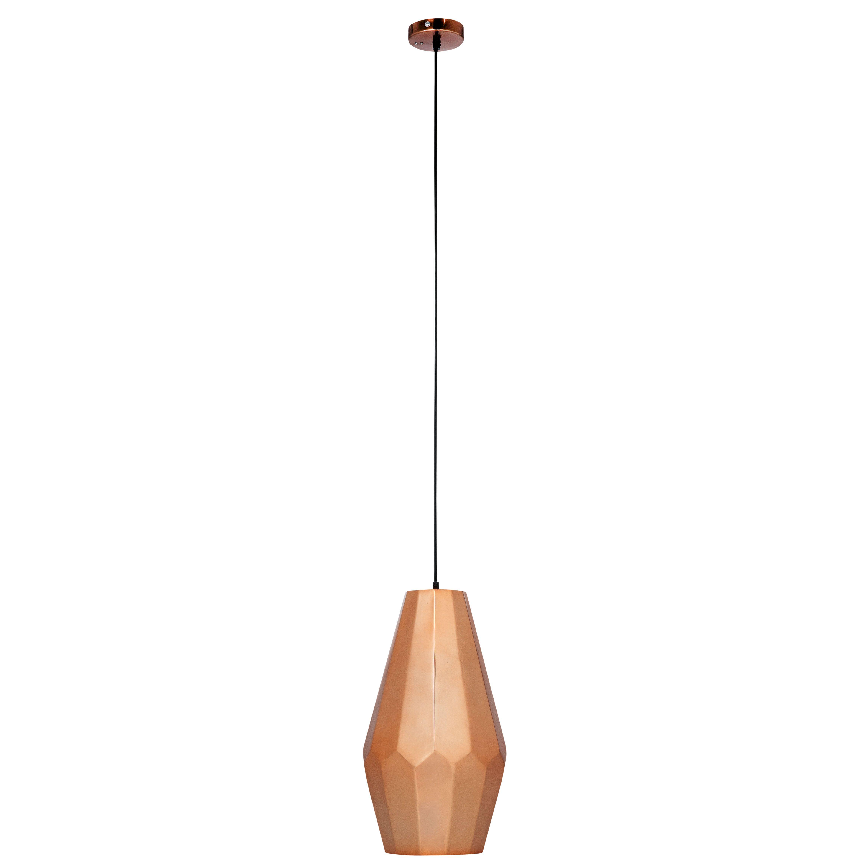 Stella Pendant Light Copper Domayne