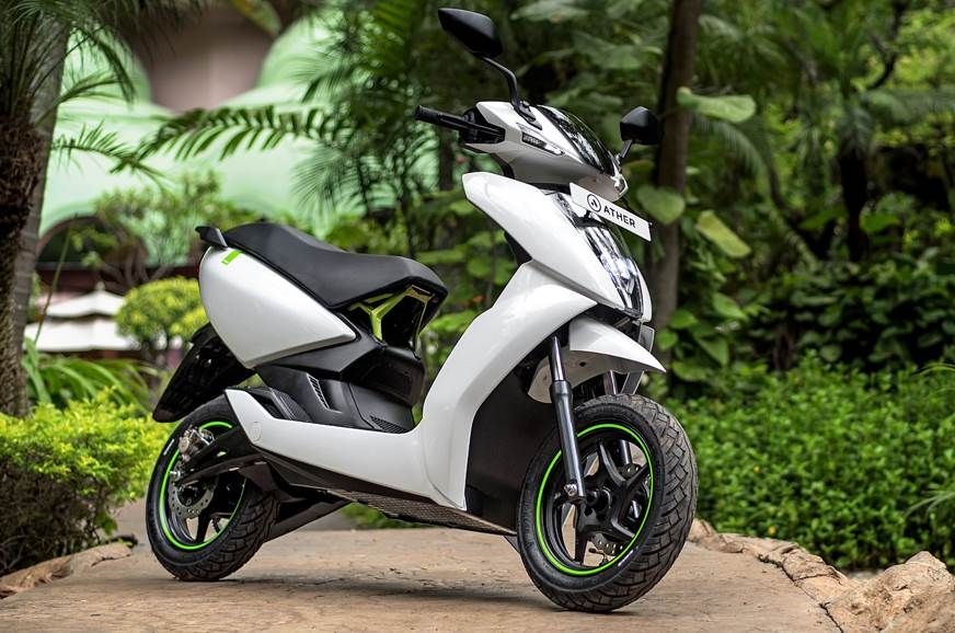 Ather Electric Scooter Deliveries To Begin From September 10 Check