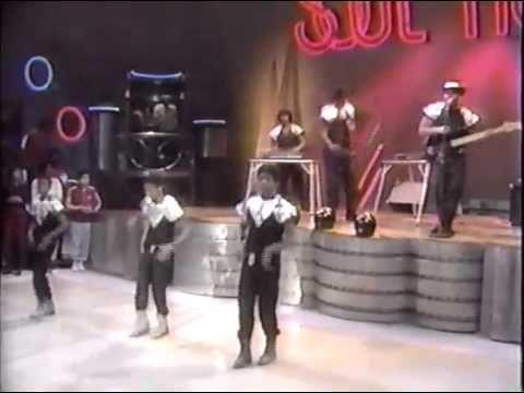 new edition soul train 1984