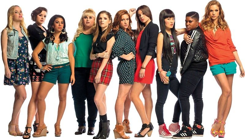 All Of The Barden Bellas Pitch Perfect 2 Sticker By Janina3 Pitch Perfect Watch Pitch Perfect Pitch Perfect 2