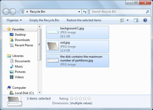 How To Recover Deleted Lost Files On Pc Easily In Seconds 2020