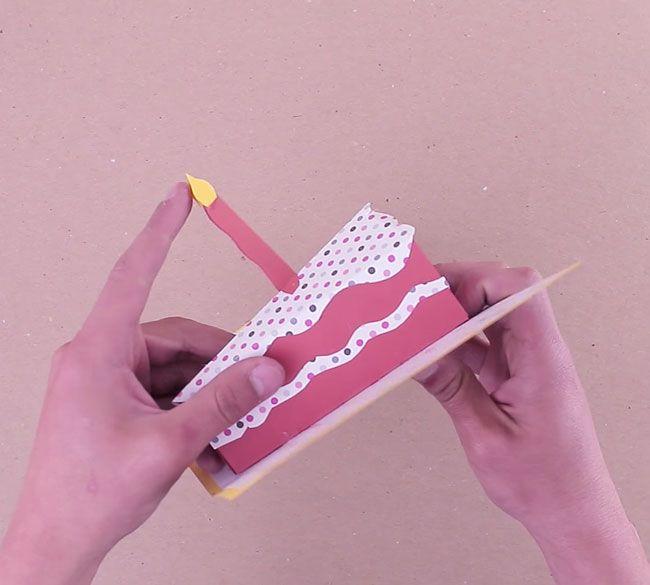 Tarjeta de cunplea os para una amiga estilo 3d el mejor - Que hacer para un cumpleanos ...