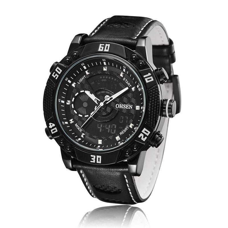 LED Digital Watches Relogio Masculino Male Clock Casual Military