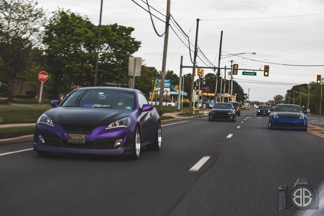 😏😈 . . . . . . .  #kdmtuners #kdmelite #kdmsociety #hyundai #hyundaigang #genesiscoupe #genesisnation #boosted #boostedlife #daily #dailydriven #cars #sunset #kdmnation #kdm #purple #genesis #genesiscoupe #gencoupenation #gencoupe #gennation #genny #car #carporn #carsofinstagram #kdmunit #hyundai #gencoupe #photography #turbo #kdmsociety  #carphotography #NoPanicNJ #NoPanic