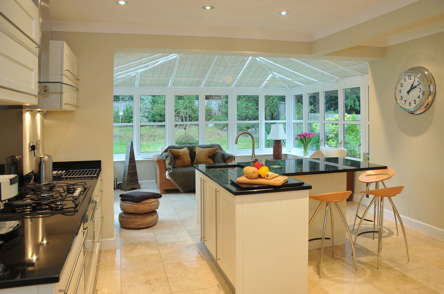 A Kitchen Extension Is Popular Home Improvement